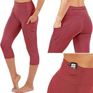 All about POCKETS Yoga capri Leggings Workout